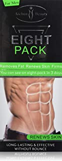 AICHUN BEAUTY Eight Pack For Men Strong Waist Manly Torso Smooth Lines Press Fitness Belly Burning Muscle Fat Remove Renews Skin Weight Loss Slimming Cream 170g