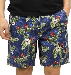 [アバクロ] Abercrombie&Fitch 正規品 メンズ ショートパンツ A&F Preppy Fit Shorts 7 Inseam 128-283-0488-021 並行輸入品 (コード:4091060207) [並行輸入品]