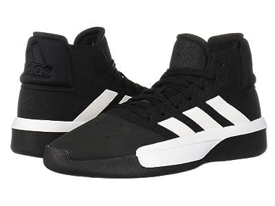 adidas Pro Adversary 2019 (Core Black/Footwear White/Grey Four F17) Men
