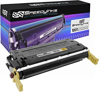 Speedy Inks Remanufactured Toner Cartridge Replacement for HP 641A / C9722A (Yellow)