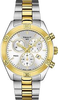 Tissot PR 100 Chronograph Quartz Silver Dial Ladies Watch T101.917.22.031.00