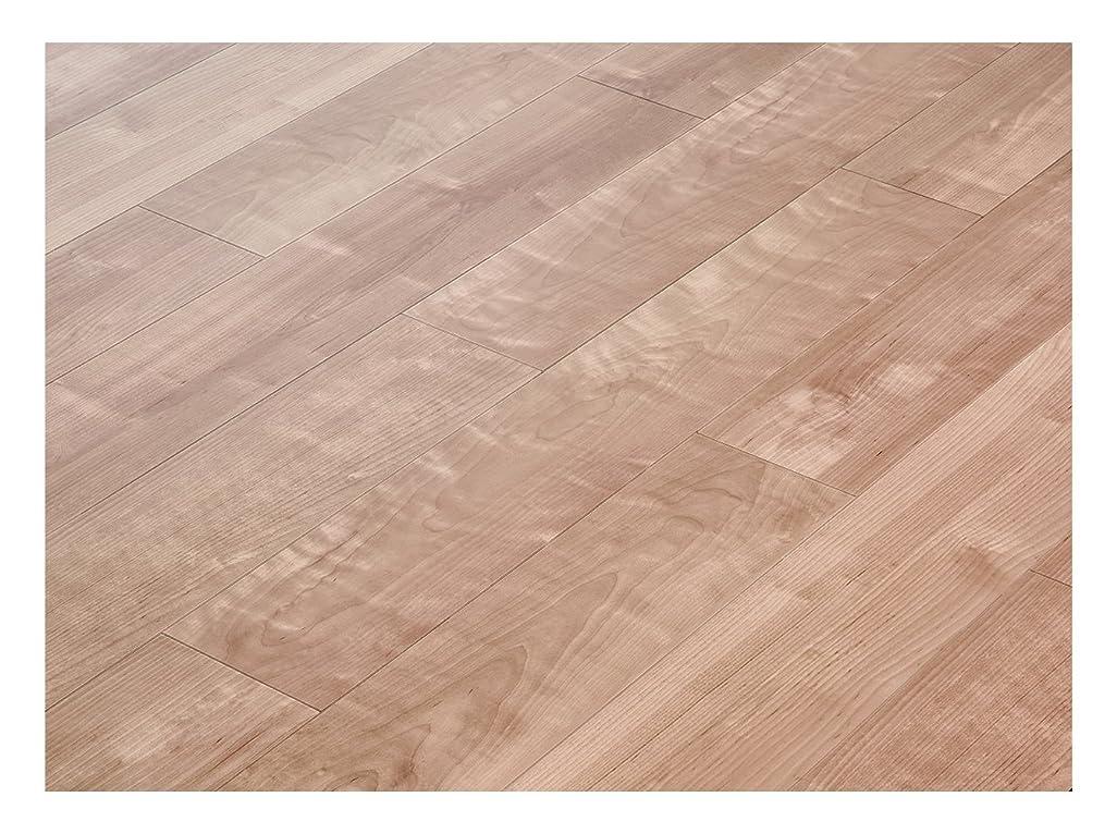 ばかルート移民大建工業 リモデル用床材 吸着フローリング YX169-72 ウォールナット柄(ライト) 12枚入り 厚さ4mm 150x900mm