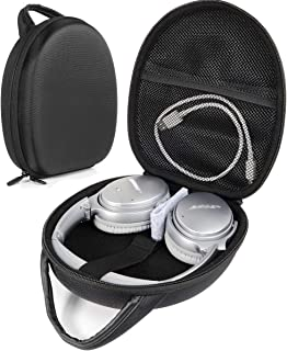 CaseSack Headphones Protective Case for Bose QuietComfort 25, 35, 15, 3, 2, SoundTrue Around Ear, SoundLink on Ear; Sony M...