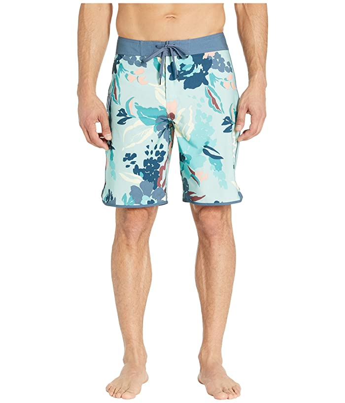 RVCA Eastern 20 Trunk (Blue Haze) Men