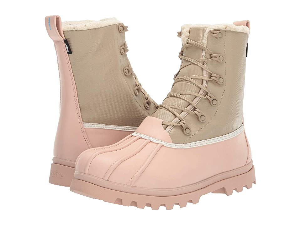 Native Shoes Jimmy 3.0 Treklite (Chameleon Pink/Stone Brown) Cold Weather Boots