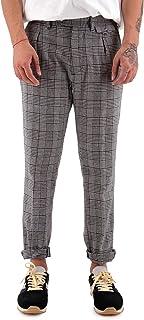 OFFICINA 36 Pantalone Doppia Pence Tasca America Art. 2528P