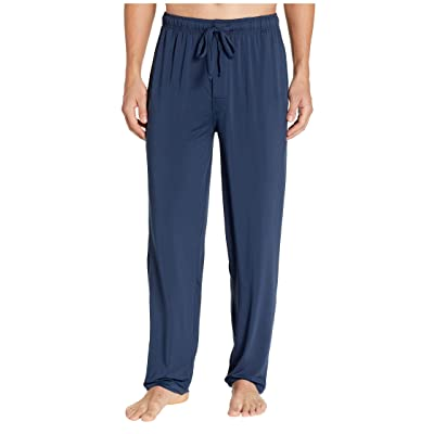 Jockey Cool-Sleep Sueded Jersey Pants (Navy) Men