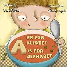 A er for alfabet/ A is for alphabet (Norwegian Edition)