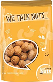 In Shell Walnuts (2 LB) | Jumbo Natural California Walnuts | Great Source of Omega 3 | Fresh New Crop | Packed with Natura...