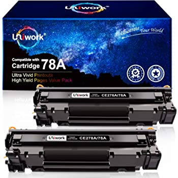C4092A SuppliesOutlet Remanufactured Toner Cartridge Replacement for HP 92A Black,2 Pack