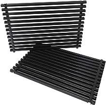 Mr.Kan PCG525 Porcelain Steel Grill Grid Grates for Weber Spirit E-310 & E-320, Spirit S-310 & S-320, Spirit 700, Weber 900, Genesis Silver B/C, Genesis I - IV & 1000-5000, 7525 65906 7526 7527 9930