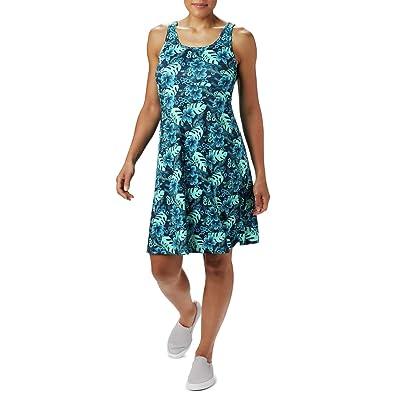 Columbia Freezer III Dress (Dolphin Vacation Vibes) Women
