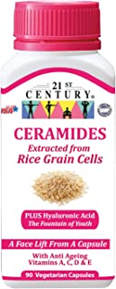 21st Century Ceramides from Rice Cells, 90 ct