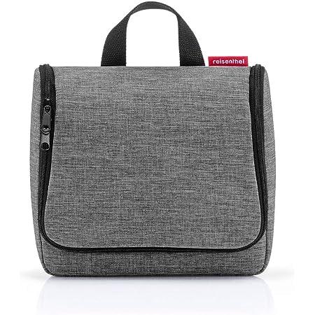 reisenthel toiletbag Twist Silver, 23x20x10 cm