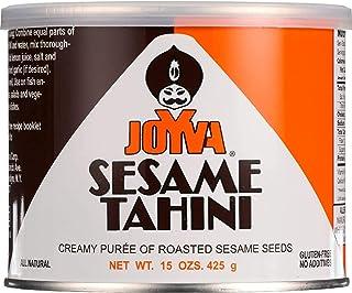 Joyva Roasted Sesame Tahini, 15 oz (Pack of 2)