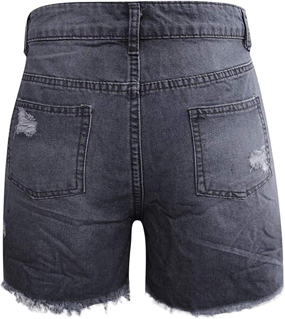 Tayaho Women Short Jeans Summer Sexy Denim Female Pockets Sport Wash Denim Shorts