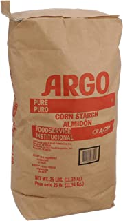Argo Corn Starch 25 Pound - 1 Each