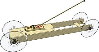 DOC FIZZIX Basic II Mousetrap Car Distance Kit