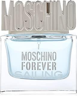 Moschino Forever Sailing Eau De Toilette Spray for Men, 1 Ounce