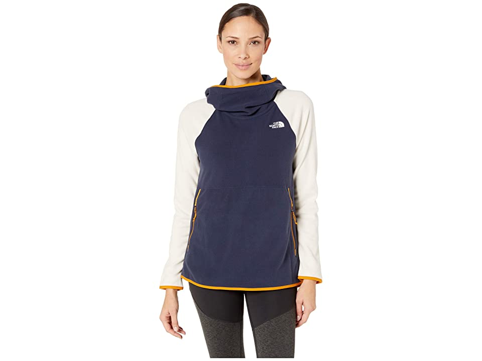 The North Face Glacier Alpine Pullover (Urban Navy/Vintage White) Women