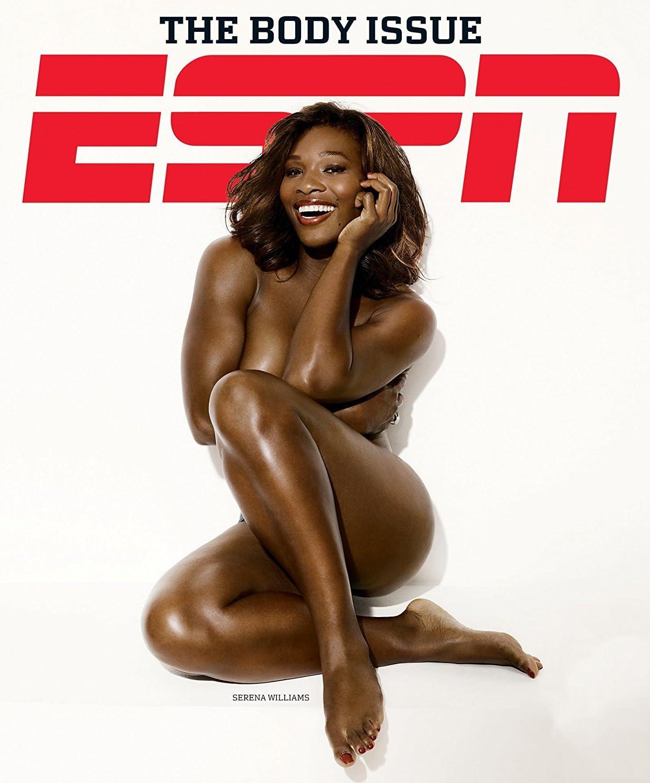 Serena Williams Nude
