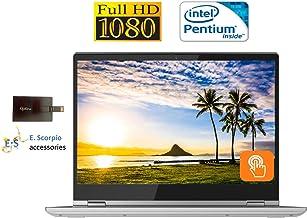 2020 Premium Lenovo Chromebook C340-15 2 in 1 Laptop, 15.6