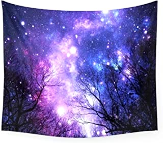 TT WARE 150x130CM Outdoor Travel Beach Towel Mat Vintage Galaxy Indian Mandala Tapestry