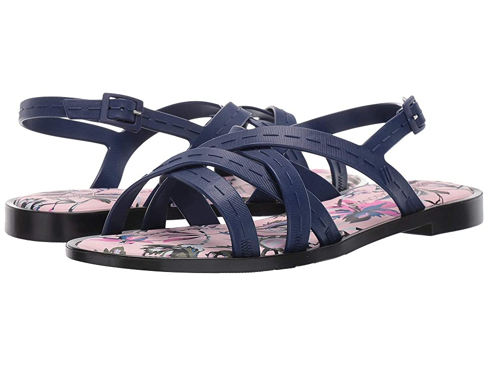 + Melissa Luxury Shoes x Jason Wu Hailey Sandal  Navy