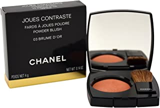Chanel Joues Contraste Powder Blush for Women, #03 Brume D'or, 4g