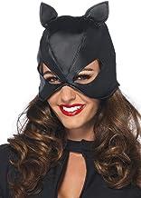 とフェイクレザー猫のマスク(品番2625) LEG-2625