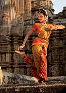 Nouvelles Images New imagesaffiche Bharatanatyam Dancer, India/Bharatanatyam Dancer, India/Indian bharatnatyam-tänzerin, 50x70cm
