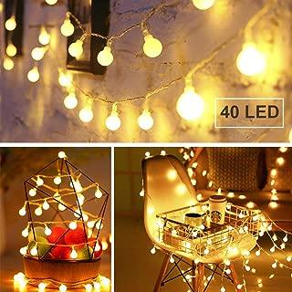 Best outdoor string lights no plug Reviews