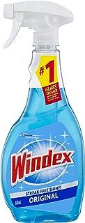 Windex Glass and Window Cleaner, Original, 500 ml