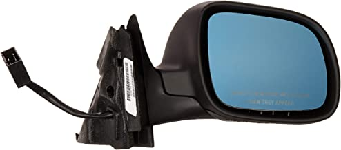 OE Replacement Audi A4 Passenger Side Mirror Outside Rear View (Partslink Number AU1321104)