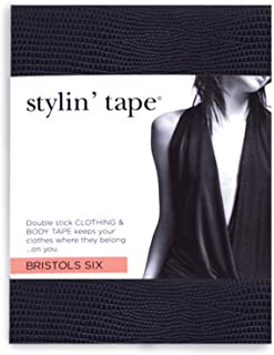 Stylin' Tape - Double Sided Clothing and Body Fashion Stick Tape