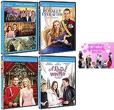 Hallmark Royal Romance Collection: 6 Movies (Royal Hearts / Royal Matchmaker / Once Upon A Prince / Royally Ever After / Royal New Year's Eve / A Royal Winter) + Bonus Art Card