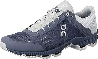 On Men Cloudsurfer Running Shoe (8.5 D(M) US,  Dark/Slate)