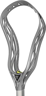 Warrior Regulator Max Unstrung Lacrosse Sticks, Titanium Grey
