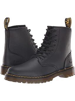 dr martens mens black boots