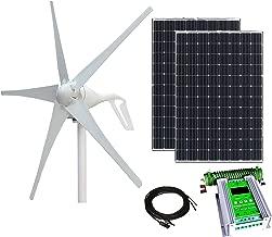 hybrid solar energy kit