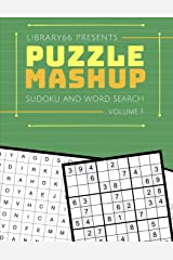 Library66 Presents: Puzzle Mashup: Sudoku and Word Search Paperback