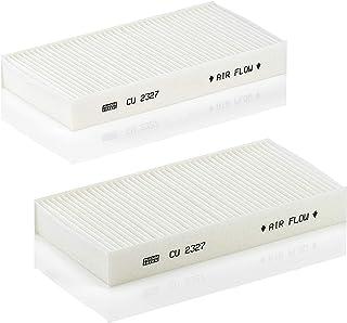 Mann Filter CU 2327-2 Filtro de Aire del Habitáculo