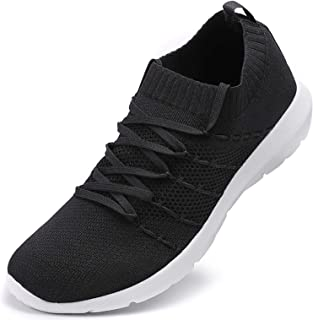 Women's Running Shoes Lightweight Comfortable Mesh Sports...