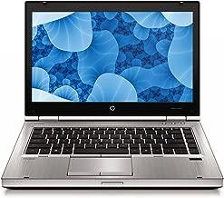 HP Laptop 8460P Core i5-2520m 2.50GHz 8GB DDR3 Ram 500GB Hard Drive DVD Windows 10 Home (Renewed)
