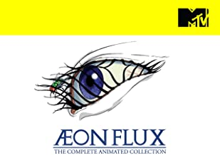 Aeon Flux The Complete Animated Collection