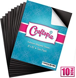Craftopia Magnetic Adhesive Sheets | 8