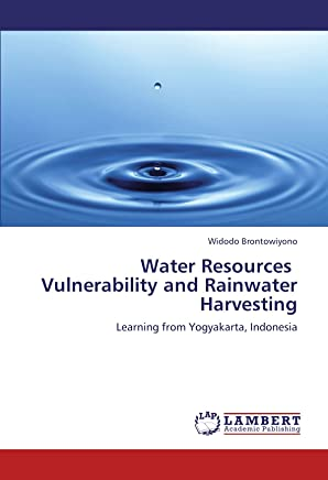 Water Resources Vulnerability and Rainwater Harvesting