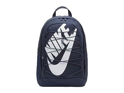 Nike Hayward Backpack 2.0 (Obsidian/Obsidian/White) Backpack Bags