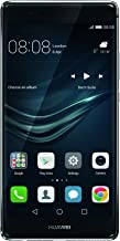 Huawei P9 Plus 64GB VIE-L09 Single SIM (GSM Only, No CDMA) Factory Unlocked Smartphone - International Version with No Warranty (Quartz Grey)