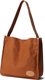 On Clearance Sale Iswee women canvas shoulder bag Women Vintage Hobo Canvas Daily Purse